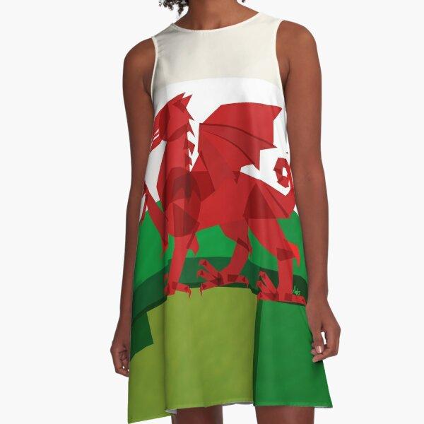 Wales  A-Line Dress