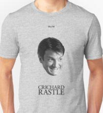Crichard Rastle - Castle Unisex T-Shirt