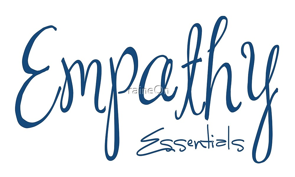 Empathy Essentials (blue) by raineOn