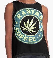RASTAMAN COFFEE VINTAGE  Contrast Tank