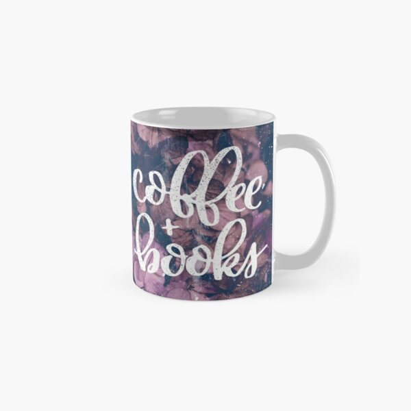 Coffee & Books Classic Mug
