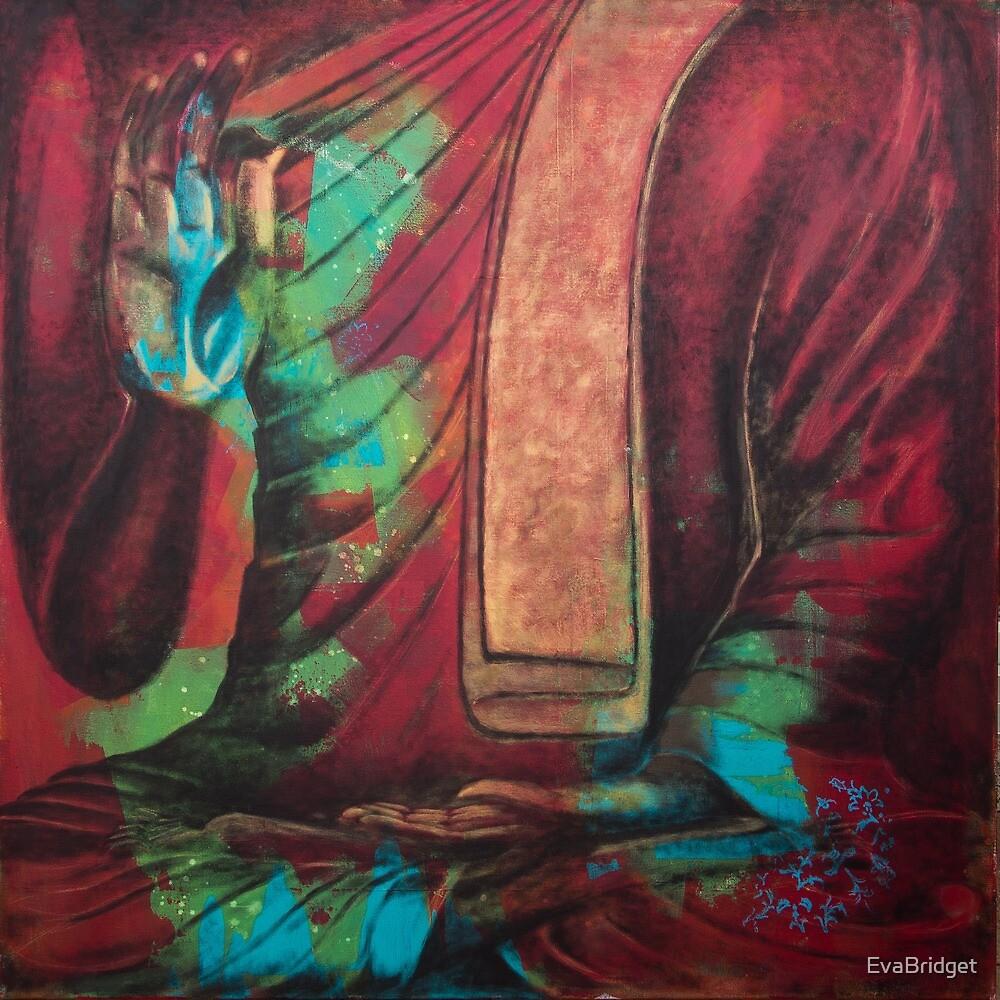 Buddha by EvaBridget