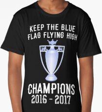 Chelsea Premier Champions 2016 2017 Long T-Shirt