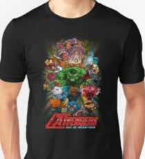 CATVENGERS-Age of Mewtron Unisex T-Shirt