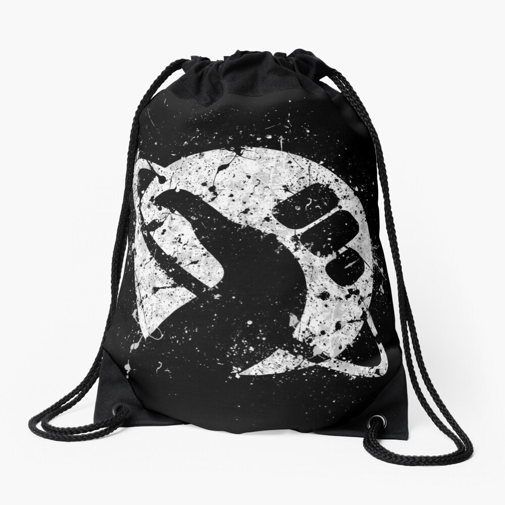 Hitchhiker's Guide to the Galaxy Drawstring Bag