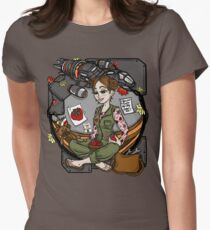 Kaylee's Bunk Women's Fitted T-Shirt