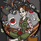 Kaylee's Bunk by Ameda Nowlin