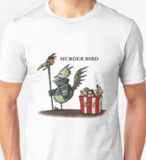 Murder Bird T-shirt Unisex T-Shirt