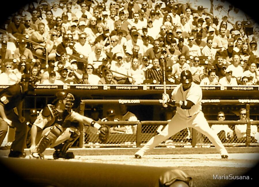 Detroit Tigers by MariaSusana .