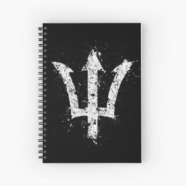 Percy Jackson - Trident Spiral Notebook