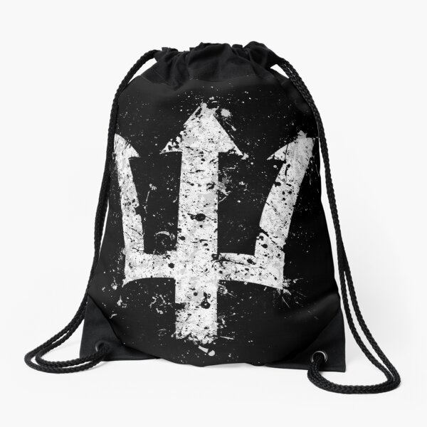 Percy Jackson - Trident Drawstring Bag