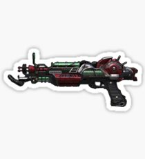 Ray Gun Mark II Sticker