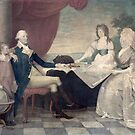 George Washington and His Family by Vintage Works