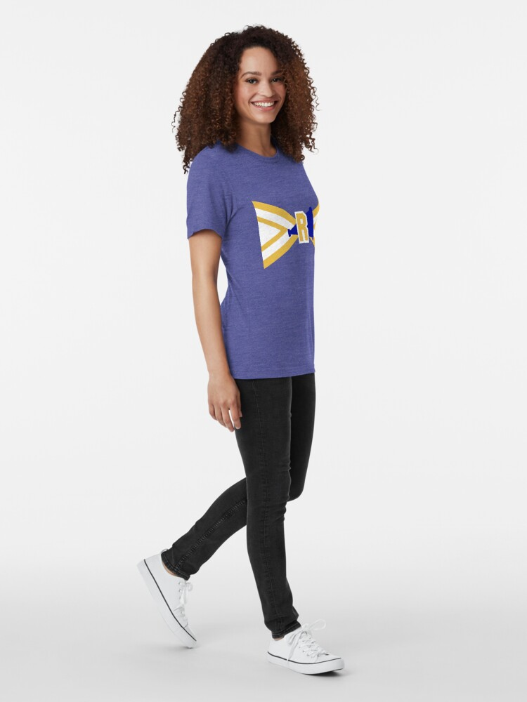 Alternate view of Riverdale Vixens Cheerleaders Tri-blend T-Shirt