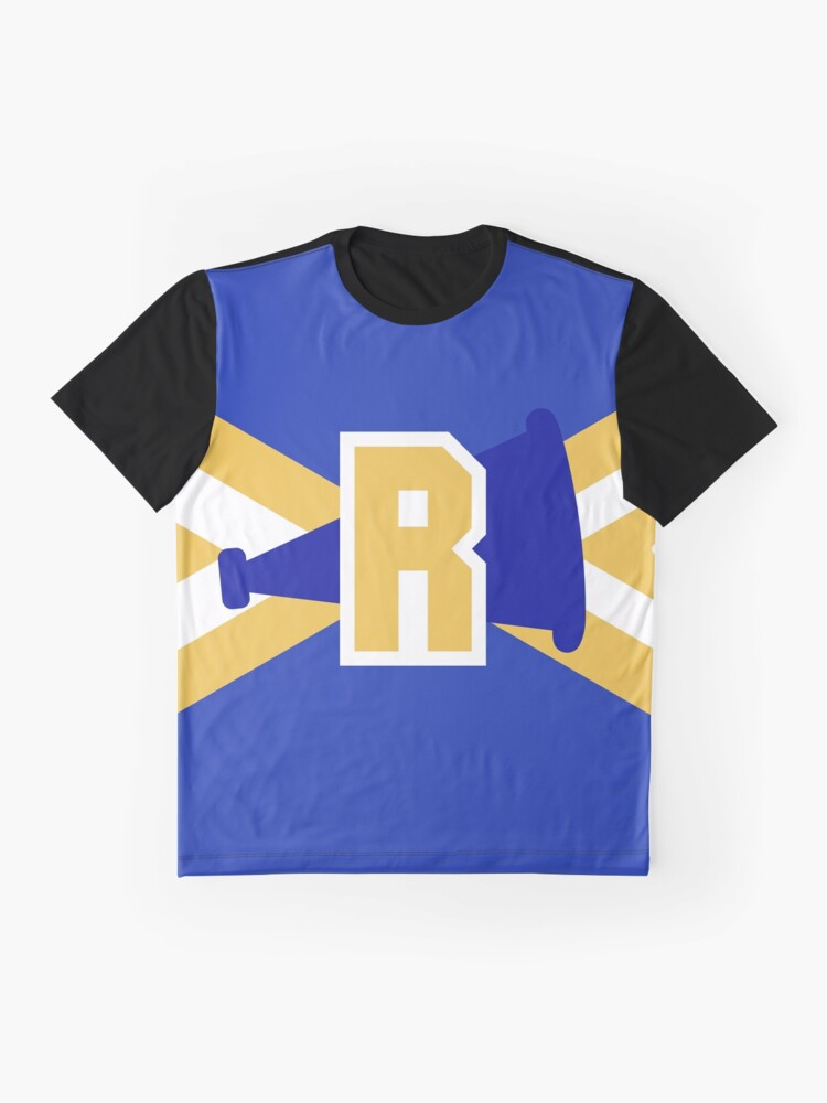 Alternate view of Riverdale Vixens Cheerleaders Graphic T-Shirt