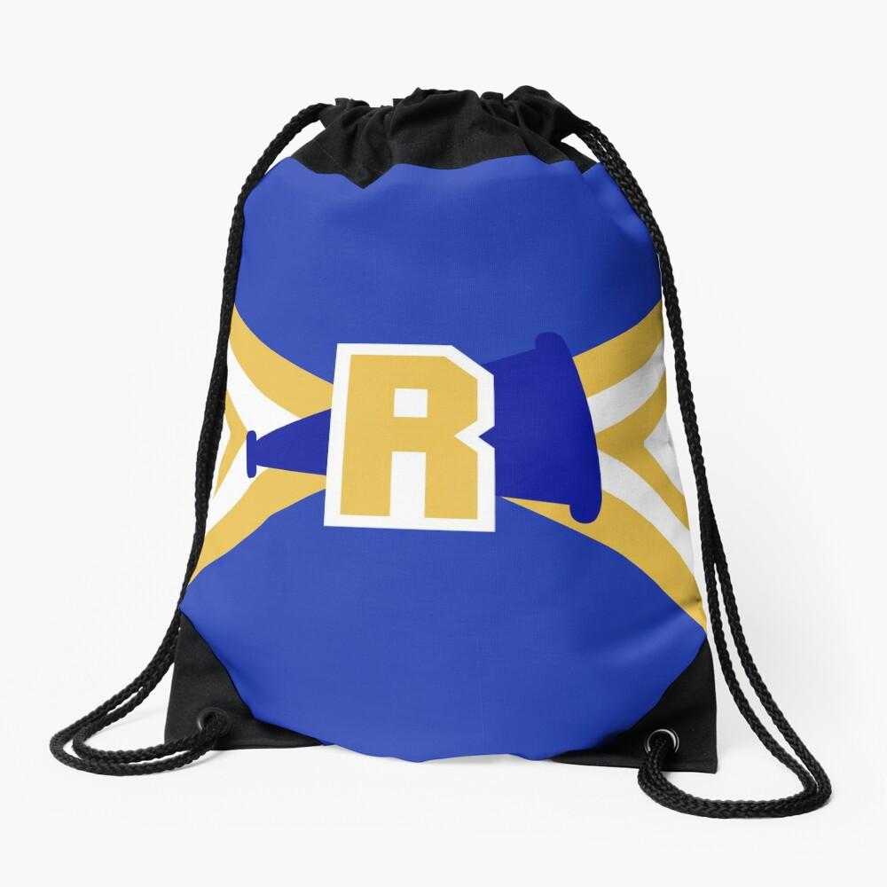 Riverdale Vixens Cheerleaders Drawstring Bag