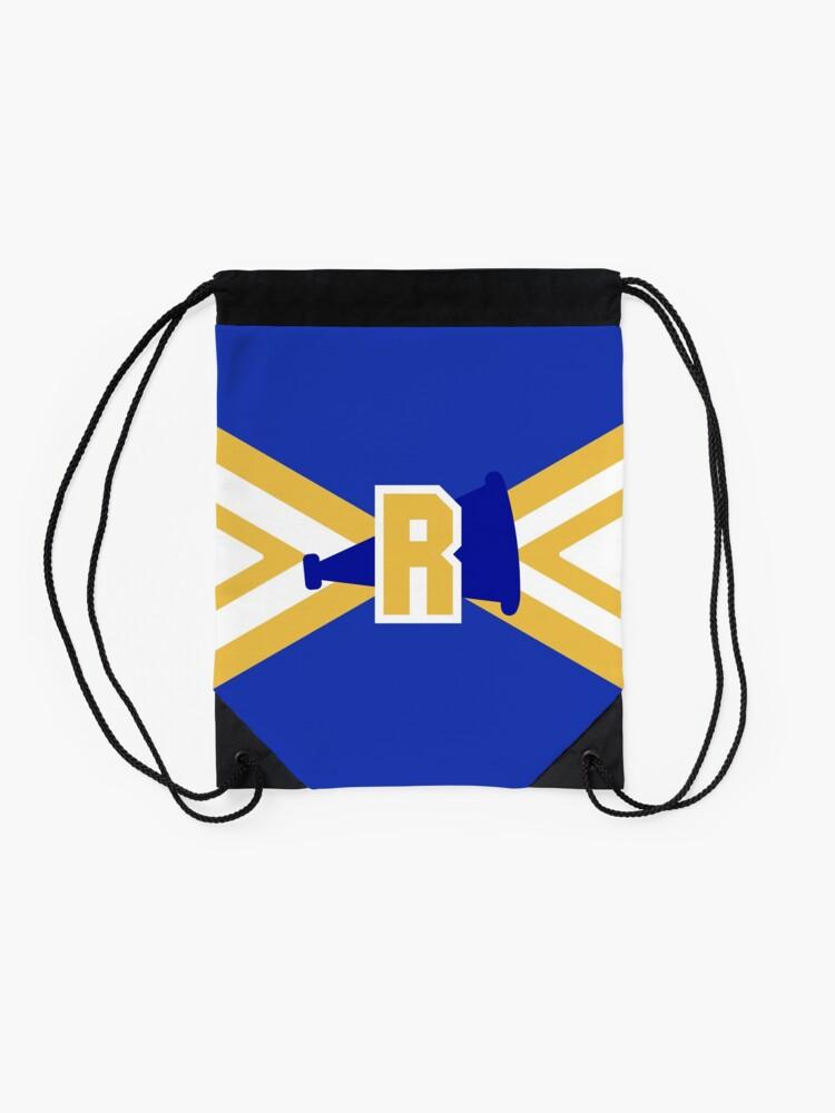 Alternate view of Riverdale Vixens Cheerleaders Drawstring Bag