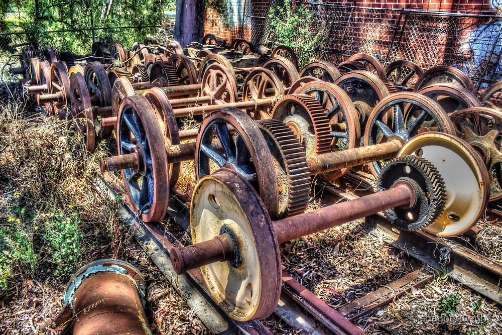Rusting boogies by shaynetwright