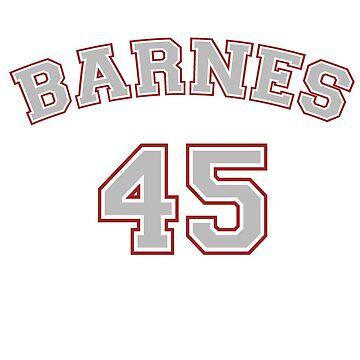 Barnes 45 by reketrebn13