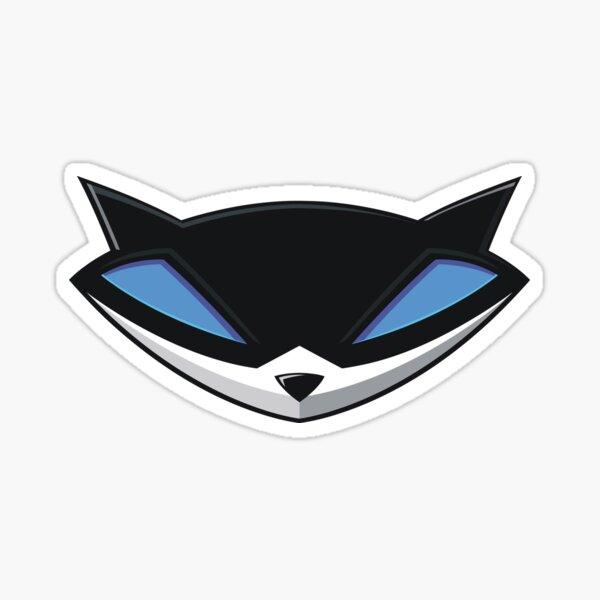 Sly Cooper Original Sticker