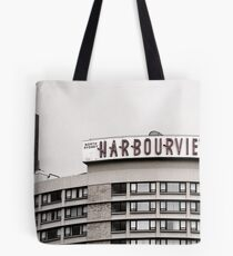 Urban Signs - Harbourview Tote Bag