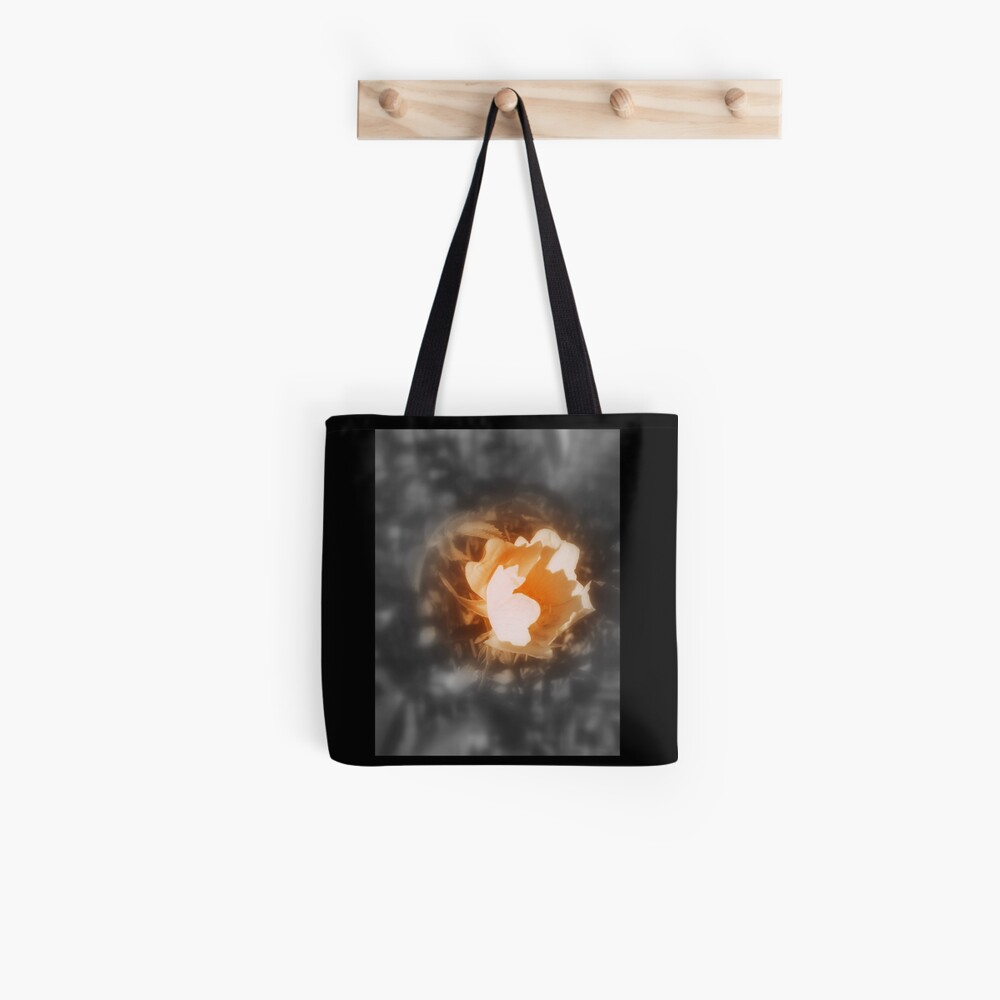 old-fashioned roses by Fox Creek & Columbia River 10 Tote Bag