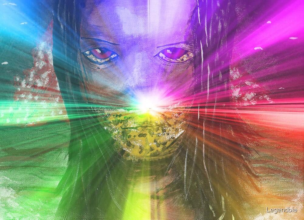 eye's of a peaceful soul #24 by Legendbia