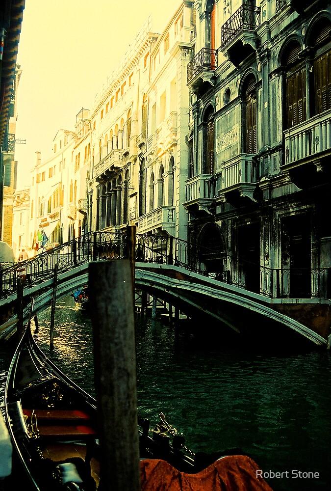 our bridge by Robert Stone