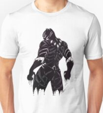 Black Panther super eroes Unisex T-Shirt