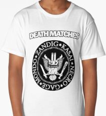Death Matches Long T-Shirt