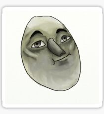 Egg Boy Sticker