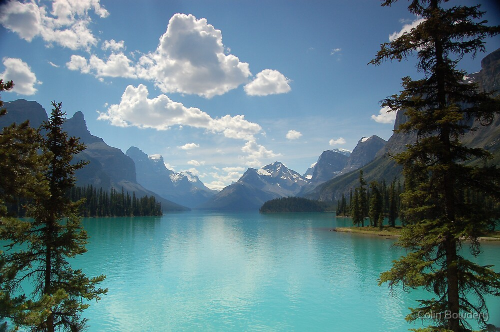 Quot Maligne Lake Jasper National Park Canada Quot By Colin
