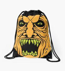 Demonic Cheeto Drawstring Bag