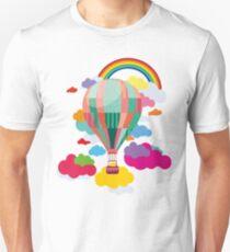 Colorful Balloon T-Shirt T-Shirt