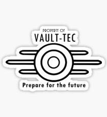 Fallout: Vault-Tec Corp. Mug & Sticker Sticker
