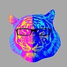 Pop Art IIII (Tiger) by LifeSince1987