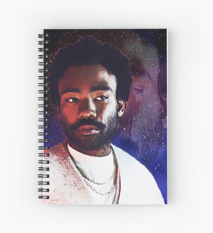 Godbino Spiral Notebook