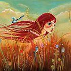 Indian Summer by Martina Stroebel