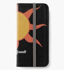 Sunlight Straight Sword iPhone Wallet