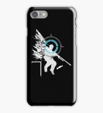 Vulcan No Scope - Blue Gem iPhone Case/Skin