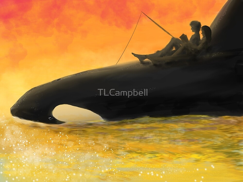 The Orca and Us by TLCampbell