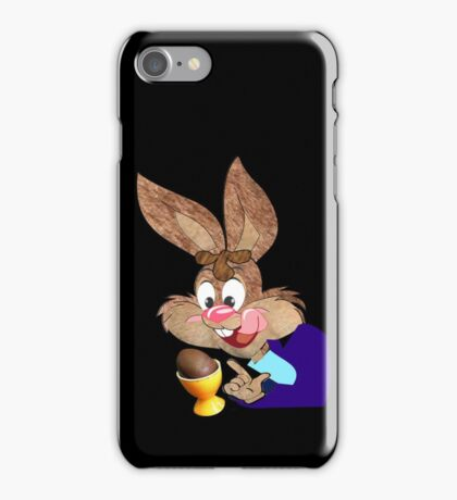 Easter bunny  [6380 Views] iPhone Case/Skin