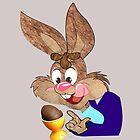 Easter bunny  [6380 Views] by aldona