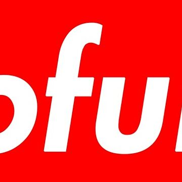Sofubi Supreme logo by goatgraff