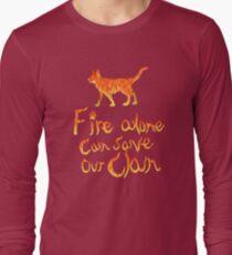 Fire Alone... T-Shirt