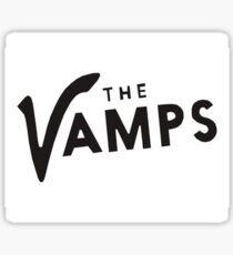 THE VAMPS STICKER Sticker