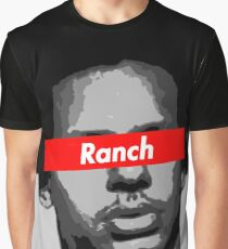 Eric Andre Ranch Graphic T-Shirt