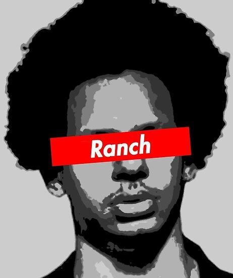 Eric Andre Ranch von Braedon Bishop