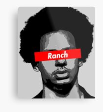 Eric Andre Ranch Metal Print