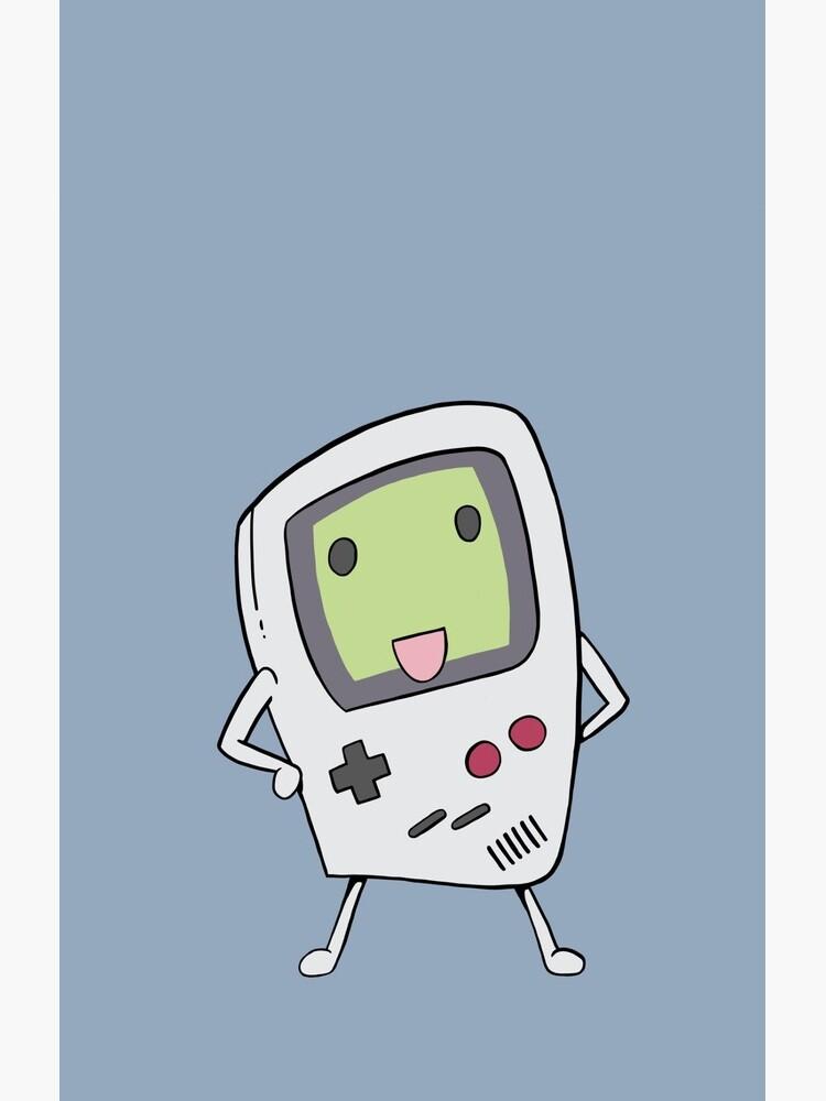 Gameboy by strijkdesign